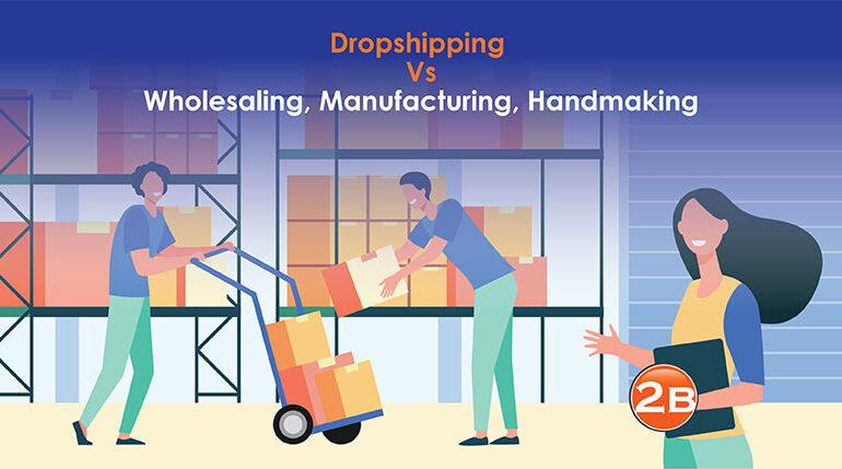 Dropshipping Wholesale2B