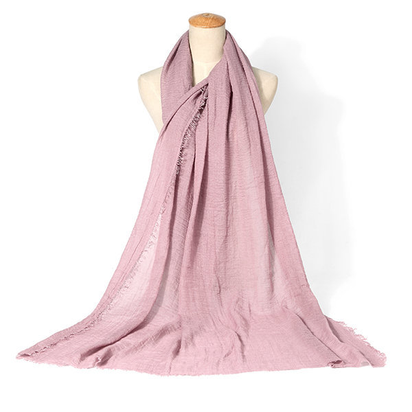 wrinkle hijab scarf